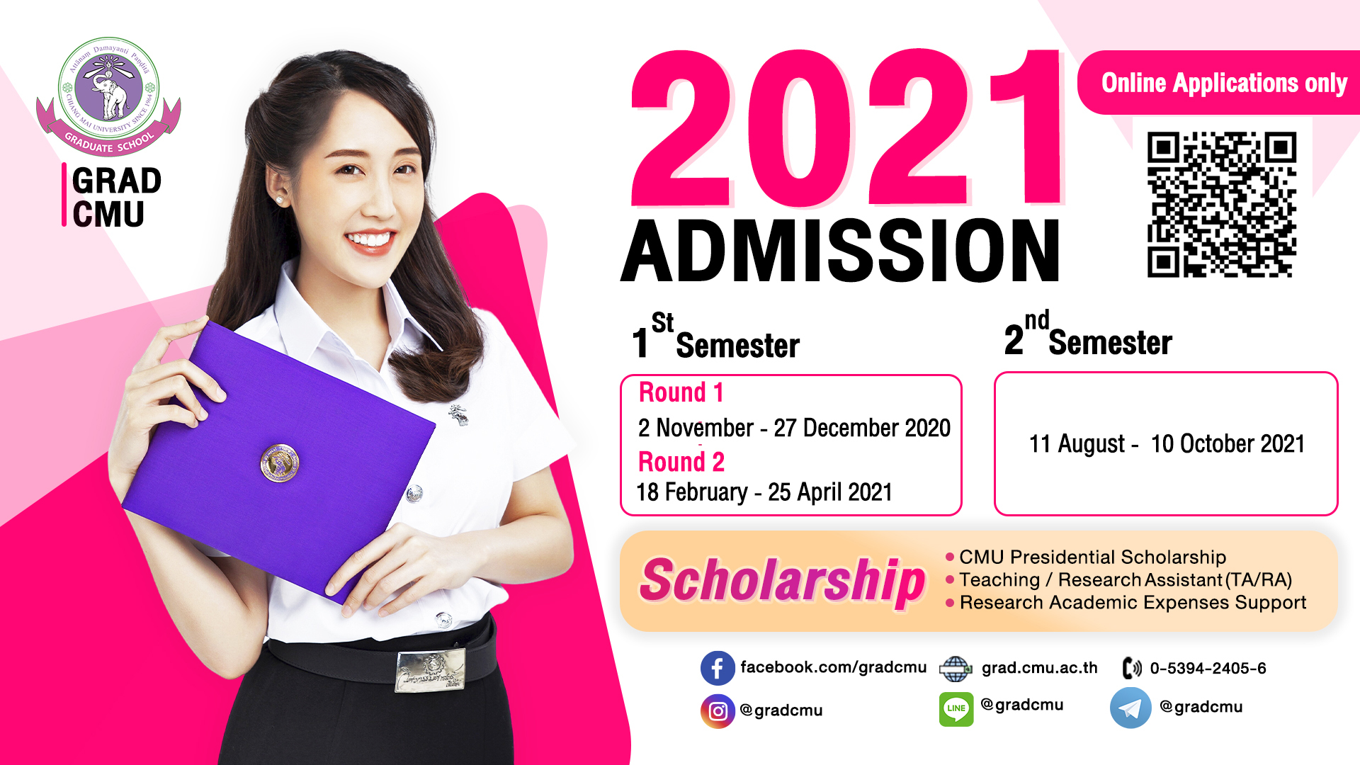 Admissions:Application of International Program